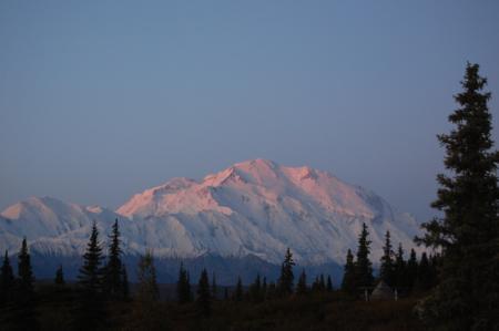 Alaska Août 2009